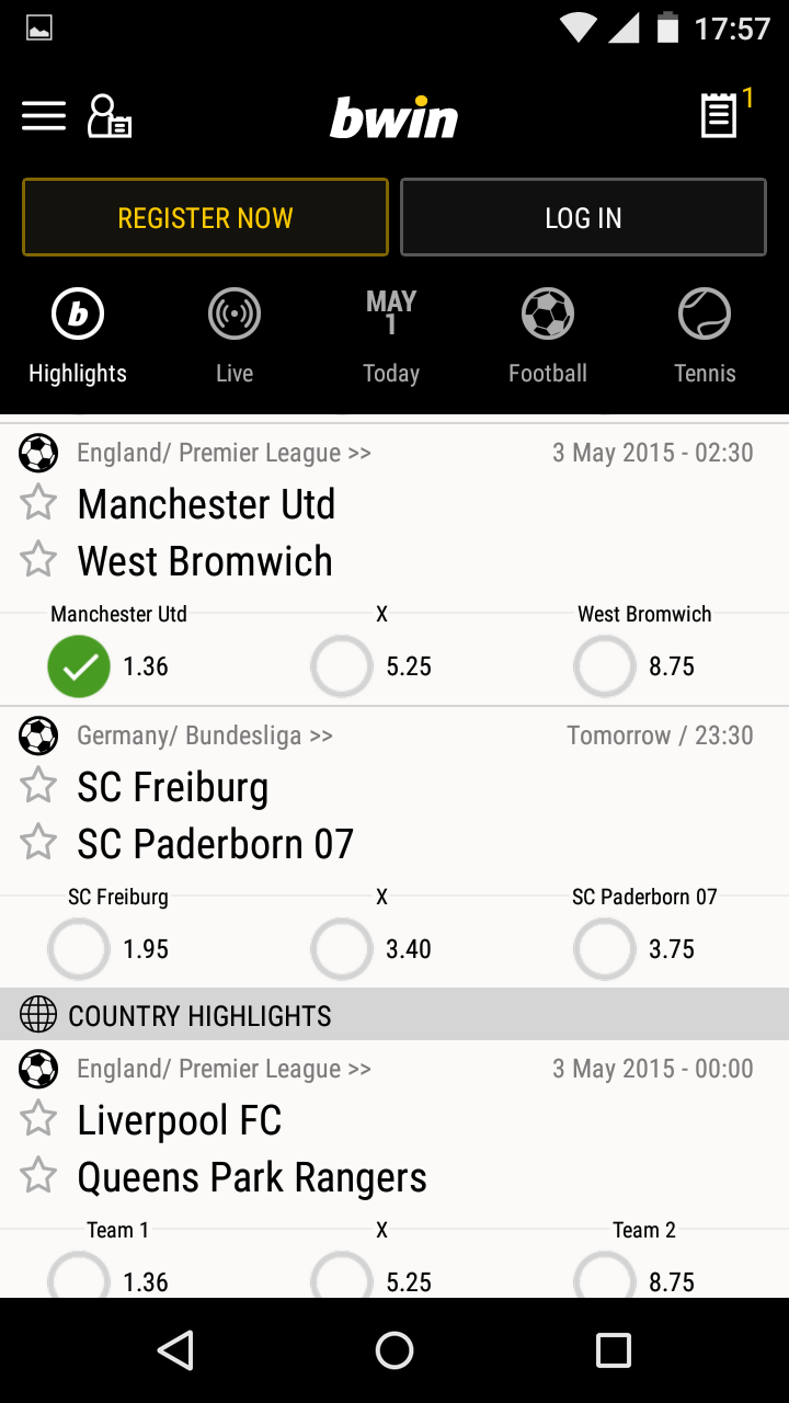 bwin bet mobile
